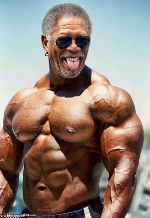 Celebrities As Bodybuilders