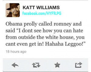 funny katt williams tweets