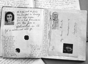 Anne Frank's first diary