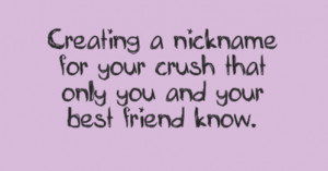 best friends, crush, funny, love, quotes, quotes and sayings, teenager ...
