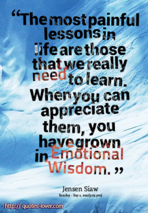 about life quotes on life lessons life lesson quotes quotes