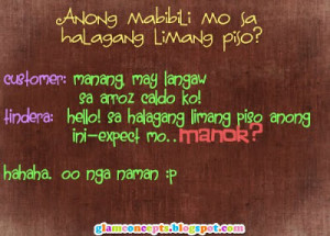 New Love Quotes Tagalog Jokes #13