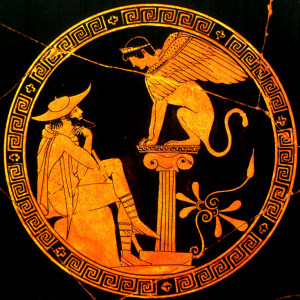 Oedipus Rex: the Defiler/Hero, A Story for Our Times