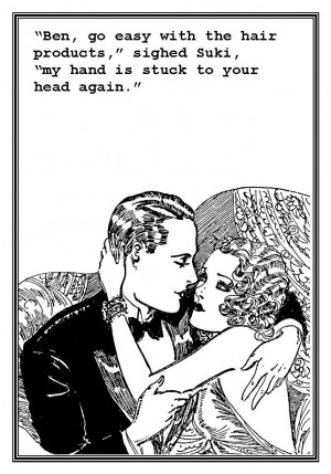 Roaring Twenties - 'Ben and Suki'