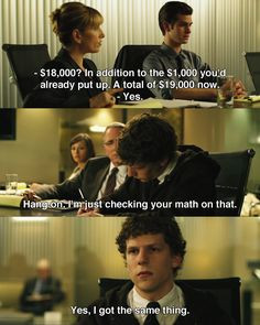 the social network 2010 movie quotes more social network movie quotes ...