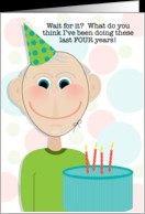 Happy Birthday Leap Year