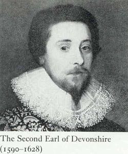 William Cavendish 2nd Earl of Devonshire