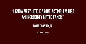 Short Quotes About Acting