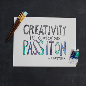 Creative Quotes for your Craft Room
