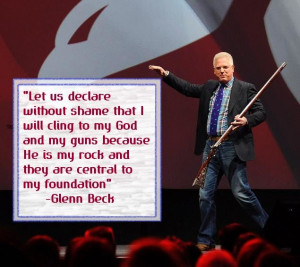 Glenn Beck quote.