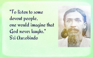 Wheres the Karma?: Sri Aurobindo Quotes