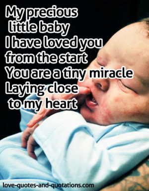 Sweet Baby Quotes For Scrapbooks