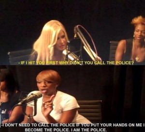 nene leakes #the new normal #glee #hilarious #I AM THE POLICE