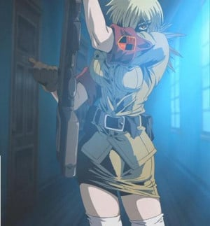 Seras_Victoria Wallpaper