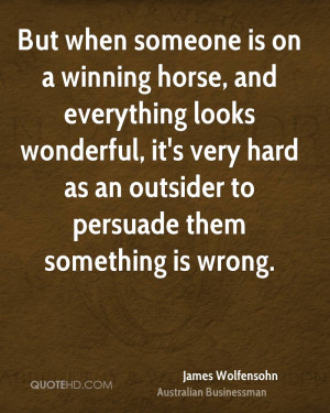 James Wolfensohn Quotes
