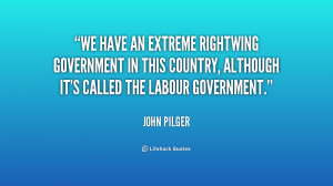 ... government in this country, although it's called the Labour government