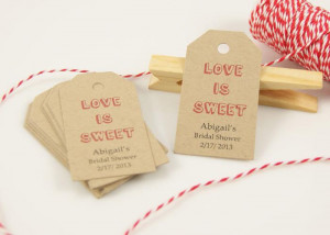 Cute Wedding Favor Sayings