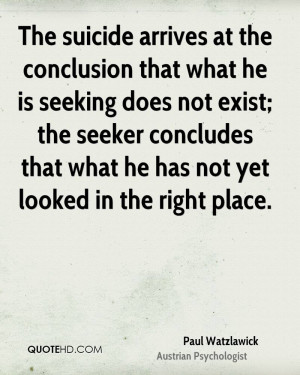 Paul Watzlawick Quotes