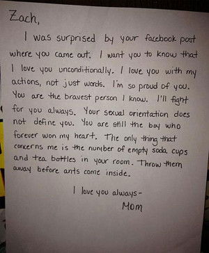 Related Pictures best mom quotes from son hazel mae husband