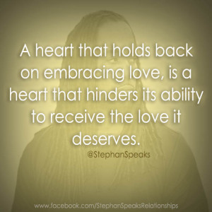 holding back heart quote