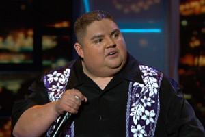 Fluffy Comedian Gabriel Iglesias Son