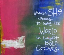art,beautiful,colors,inspiration,life,love,paint,painting,quote,seeing ...