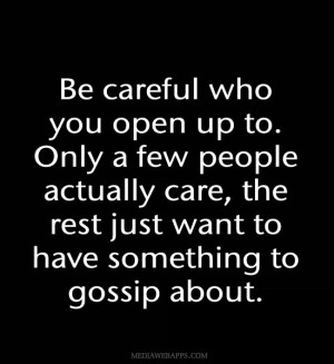 Back > Gallery For > People Who Gossip Quotes