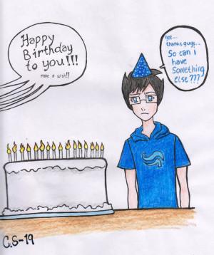Happy Birthday John!!! by crescentshadows19