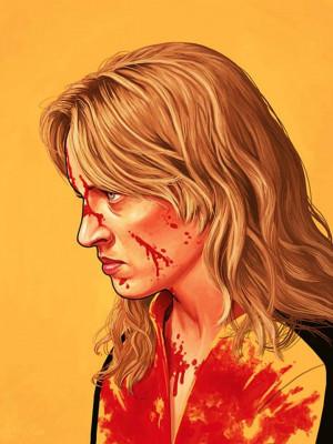 Beatrix Kiddo: Pop Culture, Kill Bill, Art Blog, Uma Thurman, Mike ...