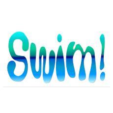 SWIM! Swim! SWIM! Poster