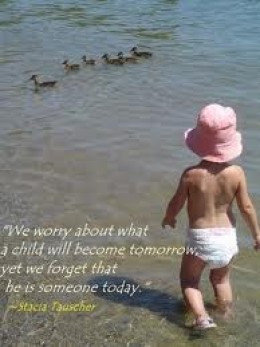 Children quotes, sayings, and proverbs