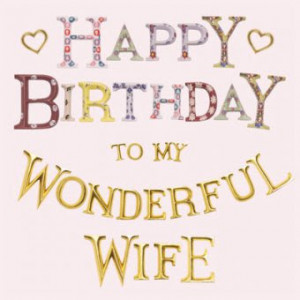 Happy Birthday Quotes Sms Text Messages For Wife With Images Jpg