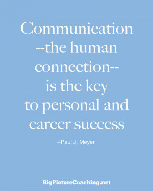 communication quotes for the workplace
