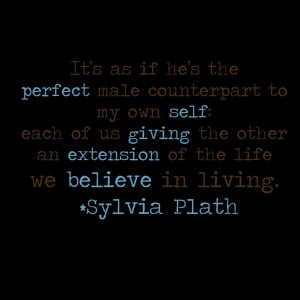 Sylvia Plath Quotes And Poems