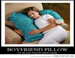 The Ultimate Pillow For Single Ladies Funny Cute Picture Funny | Dog