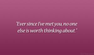 Cute Boyfriend Quote Quotes