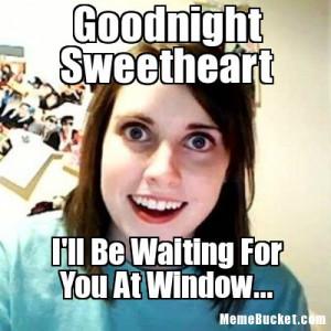 Go Back > Gallery For > Funny Goodnight Meme