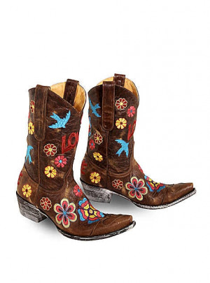 The Cowgirl Cowboy Boots