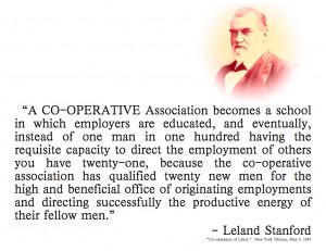 Leland Stanford
