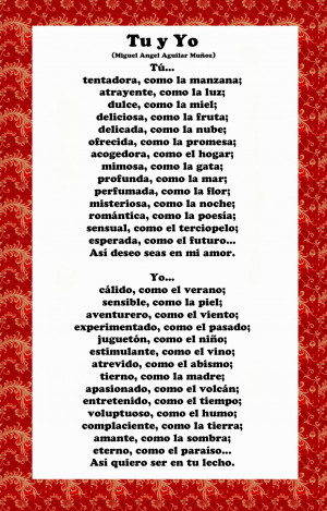 poems about love in spanish (3) Thanksgiving Poems In Spanish