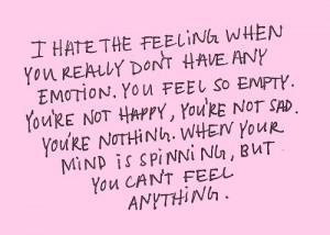 emotions, feelings, girlthings, hate, life, love, quotes, nothings