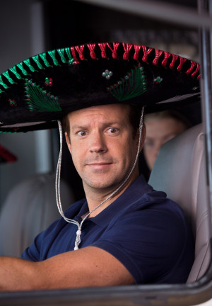 ... as Jason Sudeikis in Warner Bros. Pictures' We're the Millers (2013