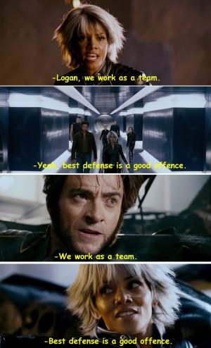 Men Last Stand (2006) Movie Quote-3