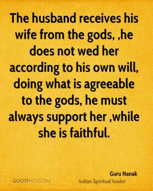 Guru Nanak Wife Quotes
