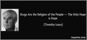 More Timothy Leary Quotes