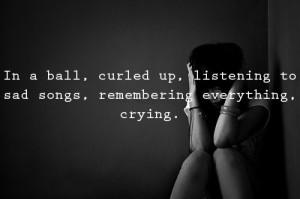 mundo desabou. Senti-me sozinha no mundo. :'( - Num momento estava ...