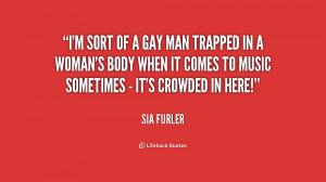Gay Man Quotes