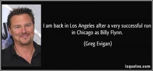 Greg Evigan Quote