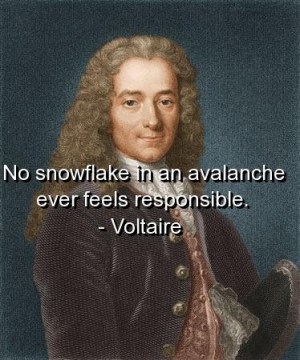 Voltaire quotes and sayings wisdom deep short cool