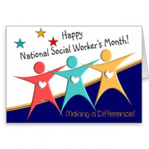 Social Worker Month Gifts